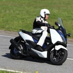 Honda Forza 125: Die Lust der Leichtigkeit