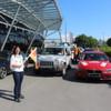 Die zweite Etappe der Acmeo-Systemhaus-Rallye