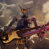 Heavy-Metal-Roboband und vermasselte Experimente