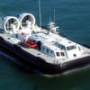 Längste Polyurethan-Riemen treiben Luftkissenboote an