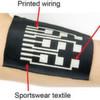 Leitfähige Tinte zum Bedrucken elektronischer Mode entwickelt