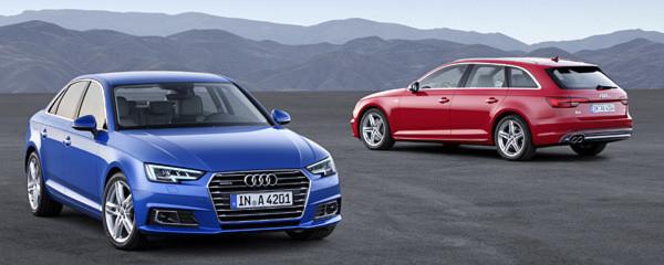 Der neue Audi A4: Der Technikträger