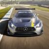 Premiere des AMG GT3 bei der VLN
