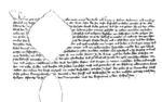 Als eigentliche Gründungsurkunde der Schwäbischen Hüttenwerke gilt eine am 14. April 1365 ausgefertigte Urkunde von Kaiser karl IV. (1316 –1378).
