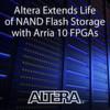 Speicherlösung für doppelte Lebensdauer von NAND Flash