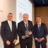 Erich-Konrad-Medaille an Prof. Günter Stein verliehen