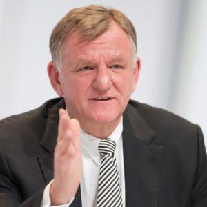 VW-Nutzfahrzeug-Chef Andreas Renschler will die Umsatzrendite deutlich steigern.
