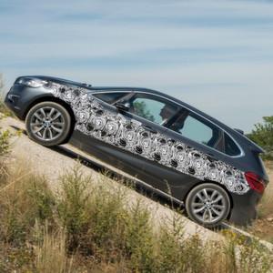BMW 2er Active E-Drive: Allrad dank E-Motor