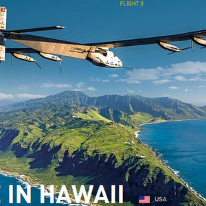 Weltrekord! 7212 Kilometer und 5 Tage nonstop im Solarflugzeug