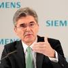 Siemens braucht Endspurt im vierten Quartal