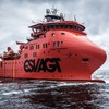 Siemens tauft spezielle Serviceschiffe für Offshore-Windparks