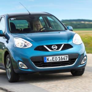 Bei bestimmten Varianten des Nissan Micra kann der Motor ausgehen.