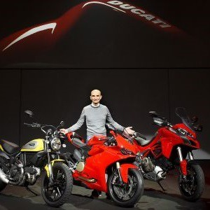 Es läuft rund bei der Ducati Motor Holding