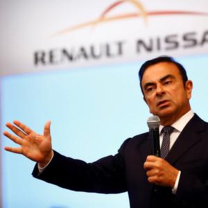 Presse: Ghosn soll auch Mitsubishi-Chef werden