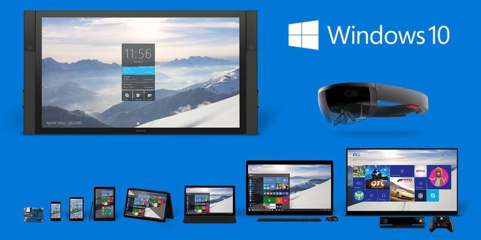 Anwender können je nach Endgerät und Einsatzgebiet zwischen verschiedenen Windows-10-Editionen wählen.