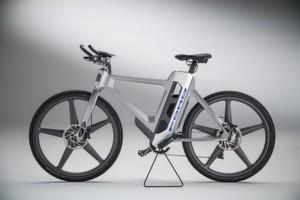 Faltbares Smartbike soll mehr Autofahrer aufs Rad bringen