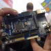 Cortex-M7-basierte Mikrocontroller mit 300 MHz Taktfrequenz
