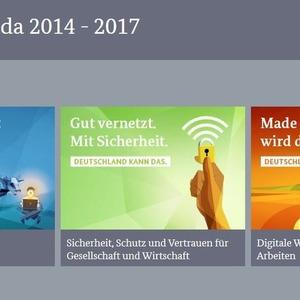 Digitale Agenda zu einem Viertel umgesetzt