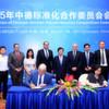 Industrie 4.0 - Deutschland und China gemeinsam für Normung und Standardisierung