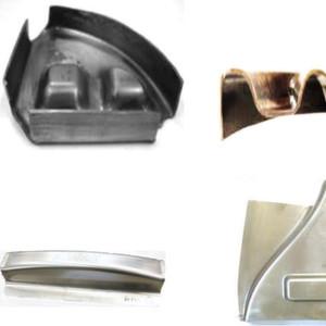 Aluminium umformen