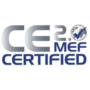 CE-2.0-Zertifizierung für internationale Netzwerk-Services von Colt