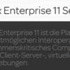 Suse Linux Enterprise 11 SP4 verbessert Sicherheitsfunktionen