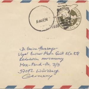 """""""Brief aus Amerika"""" oder: Die größte B2B Marketing Konferenz der Welt"""