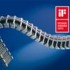 Neue Anschlusskomponenten für Bürotisch-Kabelführung