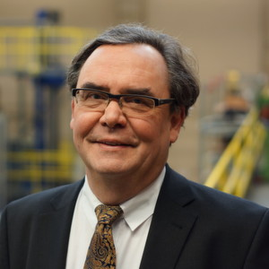 Prof. Karl-Heinz Wehking ist Leiter des Instituts für Fördertechnik und Intralogistik der Universität Stuttgart und einer der Köpfe hinter dem Projekt Arena 2036.