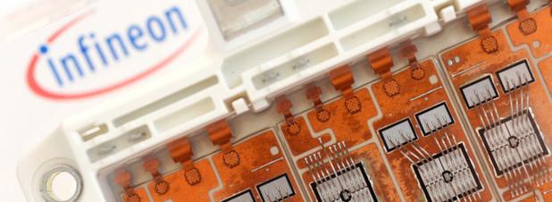 Infineon legt weiter zu und liegt auf Kurs zu Jahreszielen