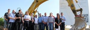 Escha baut neues Fertigungsgebäude