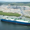 Milestone for Queensland Curtis LNG–Project: First Gas Delievered