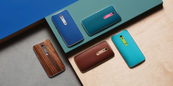 Neue Smartphones von Motorola