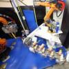 Kompakte Universalzelle kombiniert verschiedene Schweißverfahren