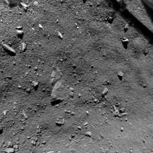 Organische Verbindungen auf Komet Chury nachgewiesen