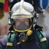 Ätzende Lauge ausgetreten – 120 Feuerwehrleute im Einsatz