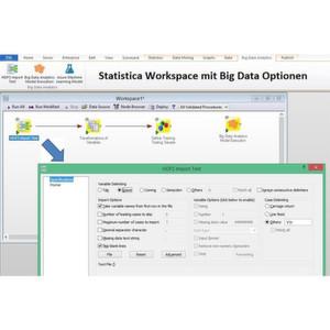 Statistica nutzt Hadoop für Predictive Analytics