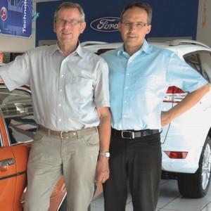 Autohaus Gottwald: Das Herz schlägt für Ford