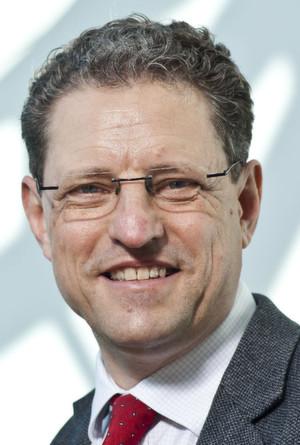 Ingolf Wittmann, Technischer Direktor für den Bereich Systems und Software bei IBM Deutschland
