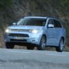Mitsubishi Outlander Plug-in-Hybrid: Der Bestseller