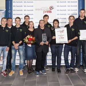 Deutscher Werkstattpreis 2015: Verlängerter Bewerbungsschluss