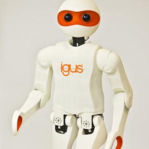 Igus Humanoid gewinnt ersten Robocup Design Award