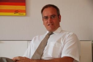 Frank Dindas betreut die Zebra-Partner in Süddeutschland und Österreich.