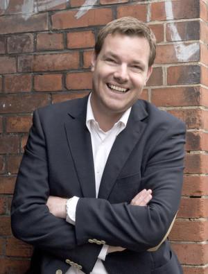 Willms Buhse ist Gründer und CEO von doubleYUU.