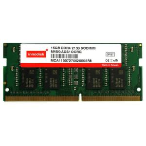 Innodisk stellt 16-GB-DDR4-Speichermodule vor