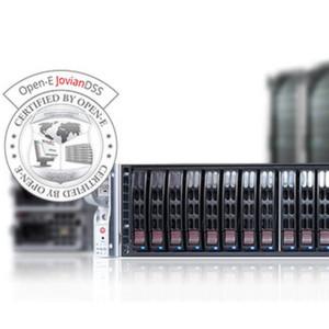Eurostor-Storage-System von Open-E zertifiziert