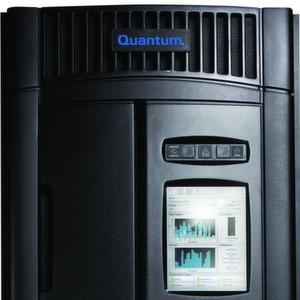 Quantum erweitert Scalar-i6000-Tape-Library