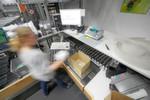 Moderne Arbeitsplätze gewährleisten ein Höchstmaß an Kommissionierqualität und Ergonomie.