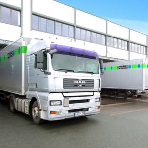 Logistikzentrum von Phoenix Contact in Blomberg. Über 30.000 dort bevorratete Artikel sind bereits am nächsten Tag verfügbar.