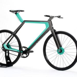Urban Rush – ein elektrounterstütztes Fahrrad für den Stadtverkehr